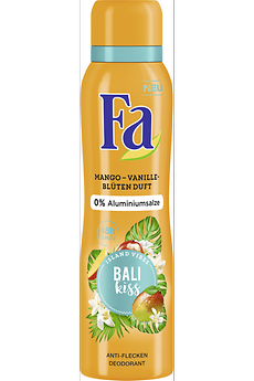 Fa Bali Kiss Anti-Flecken Deodorant