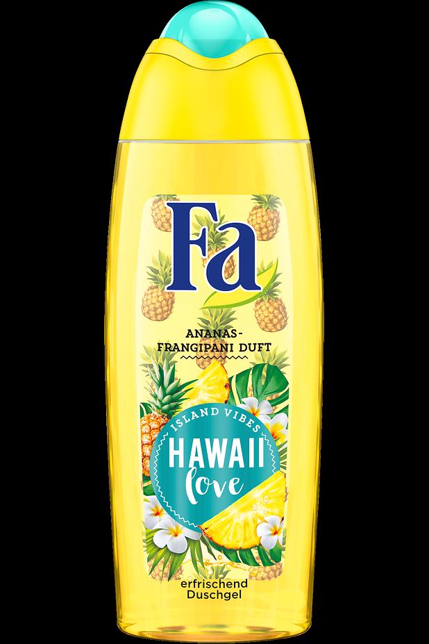 Fa Hawaii Love Duschgel