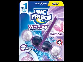 WC Frisch Violett Kraft-Aktiv Magnolie