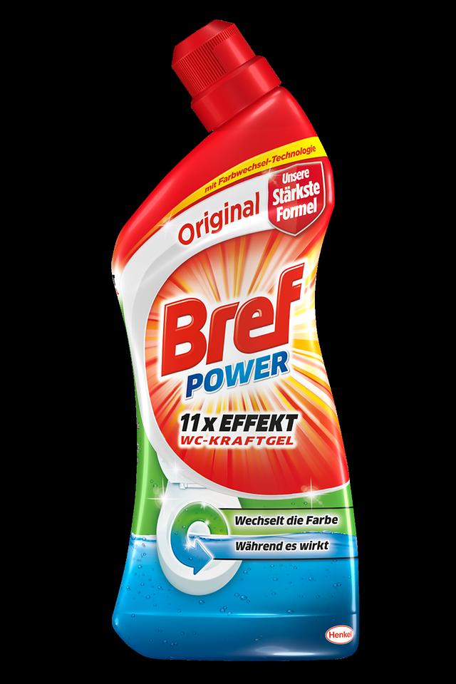 Bref Power WC-Kraftgel Original