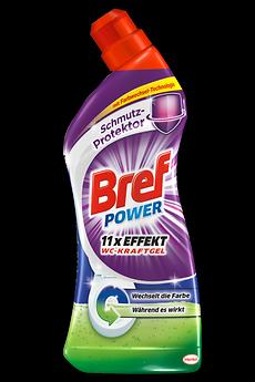 Bref Power WC-Kraftgel Schmutz-Protektor
