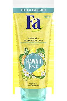Fa Hawaii Love Körper-Peeling