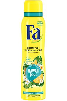 Fa Hawaii Love Anti-Flecken Deodorant