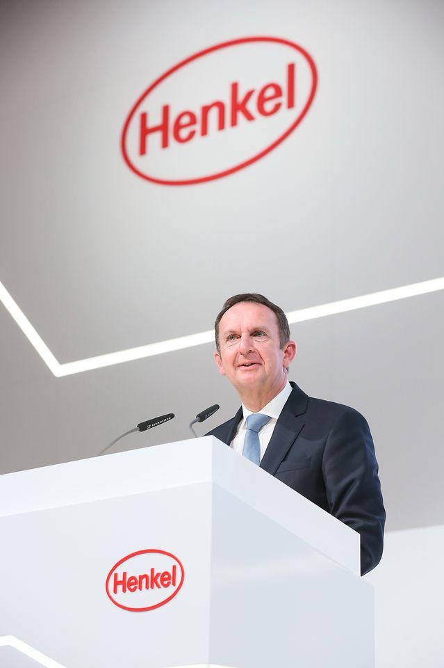 Henkel CEO Hans Van Bylen