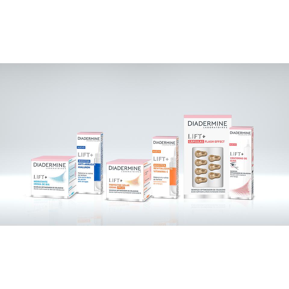 Diadermine renueva su gama Lift+ e incorpora los boosters al mercado de gran consumo