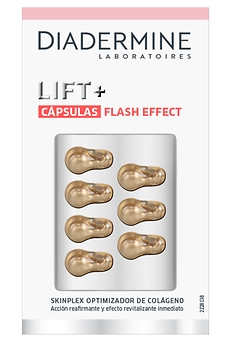 Cápsulas Flash Effect Diadermine Lift+