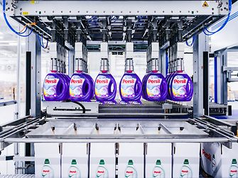 Gel detergents are modern and environmentally compatible