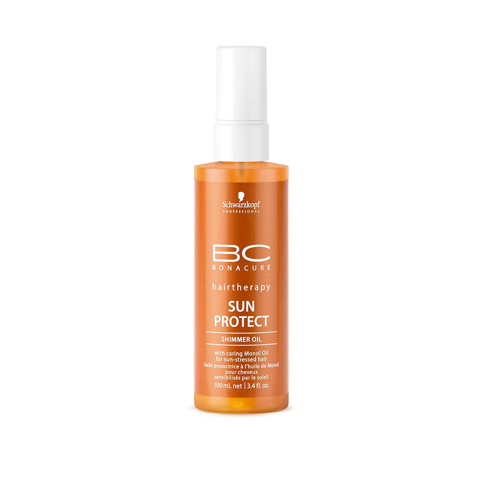 BC Sun Protect Shimmer Oil