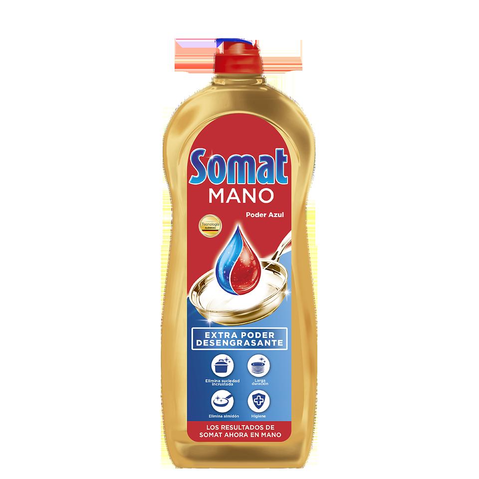 Somat Mano Poder Azul 650ml