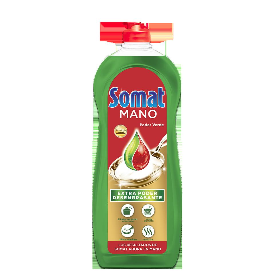 Somat Mano Poder Verde 650ml