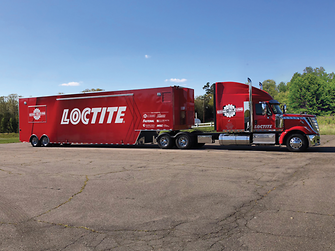 The LOCTITE® Seeing Is Believing Tour Truck