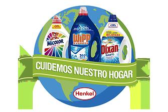 Henkel apuesta por detergentes más sostenibles - Cuidemos nuestro hogar