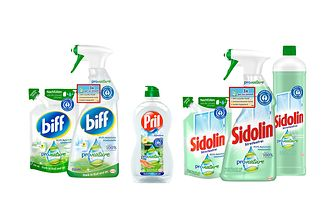 Die Flaschen des Pro Nature Sortiments bestehen ab sofort aus 100 Prozent recyceltem Plastik