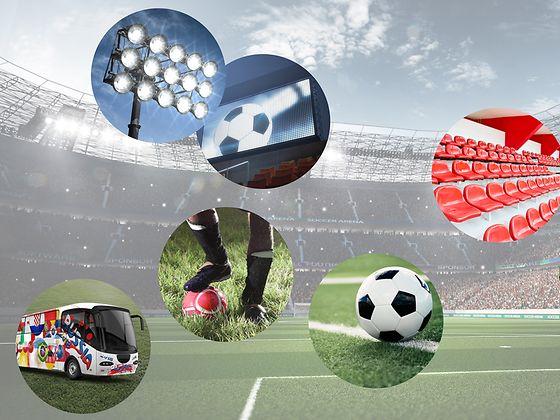 Infografik Fussball-WM