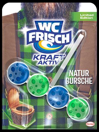 Die WC Frisch WC-Klischee-Variante Natur Bursche