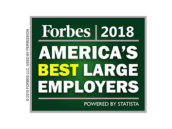 Henkel was included in the Forbes ranking of America's Best Employers 2018!