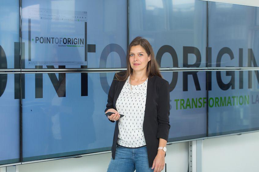 Mag. Nicole Prieller, Geschäftsführerin und Mitgründerin der Agentur Point of Origin