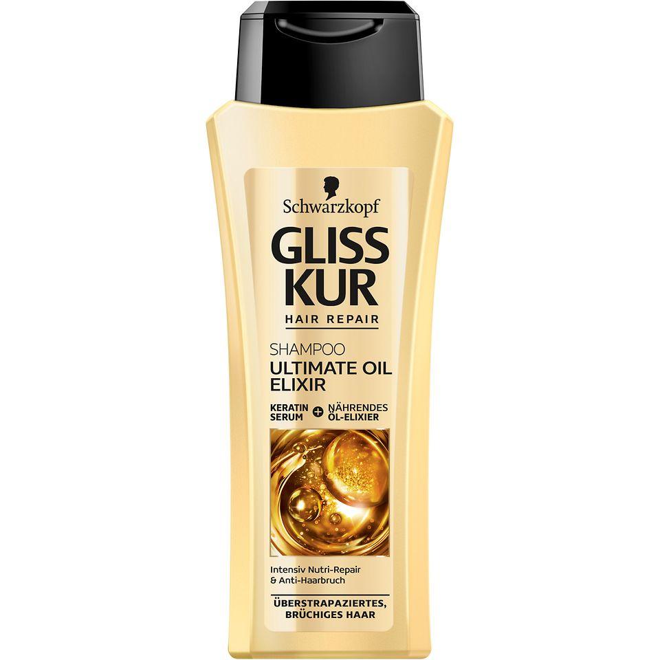 Gliss Kur Shampoo Ultimate Oil Elixir