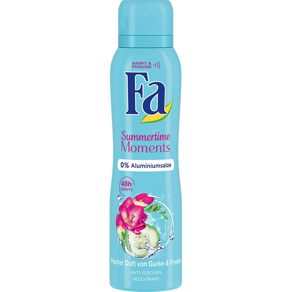 Fa Summertime Moments Deodorant