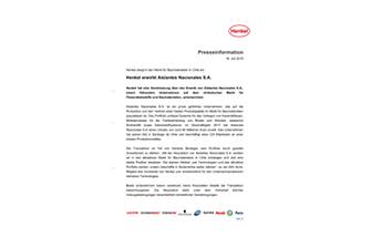 2018-07-16 News Release Acquisition of Aislantes Nacionales in Chile-de-DE-PDF.pdfPreviewImage (1)