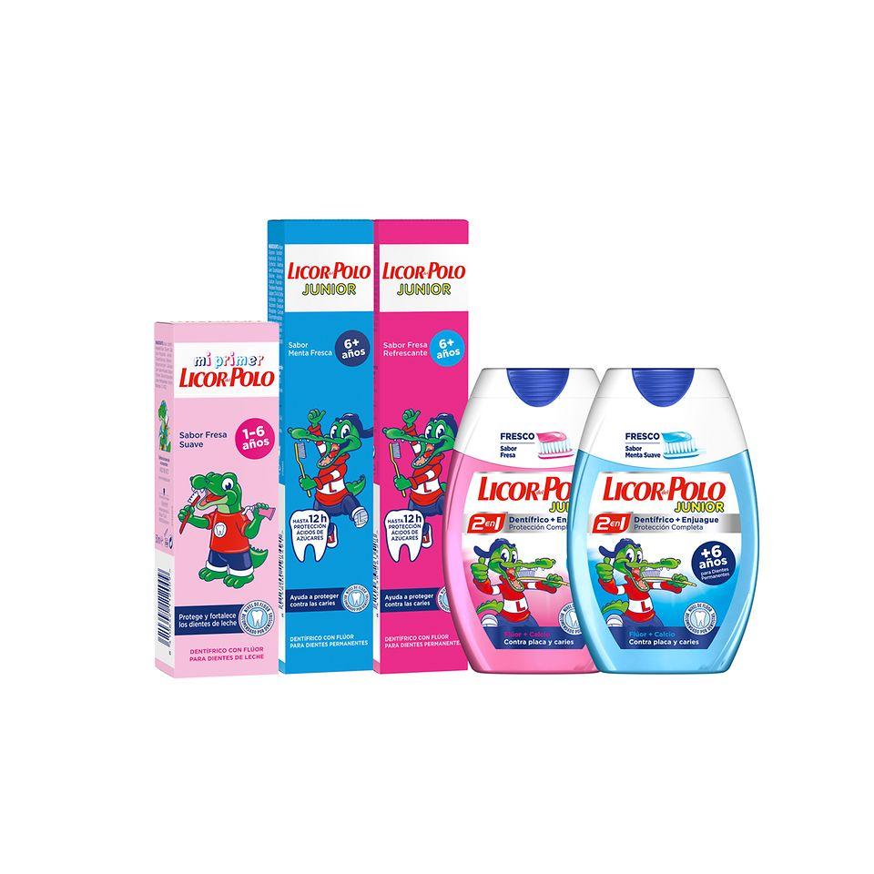 Productos Licor del Polo Junior