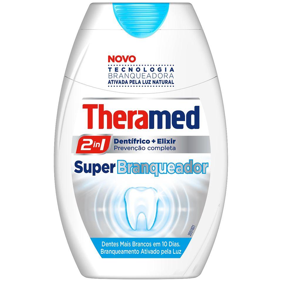Theramed 2em1 Super Branqueador