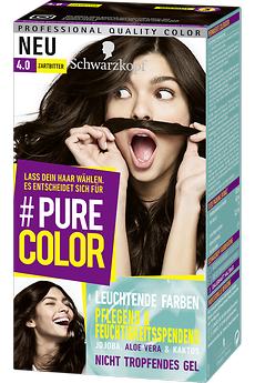#Purecolor 4.0 Zartbitter