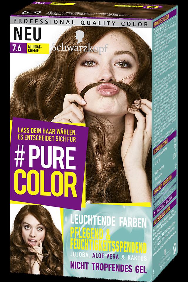 #Purecolor 7.60 Nougat-Crème