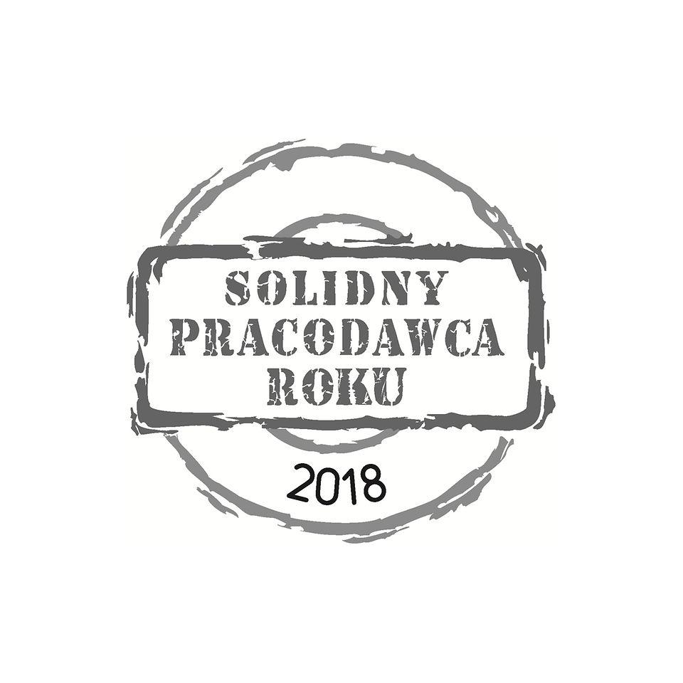 Solidny Pracodawca Roku 2018