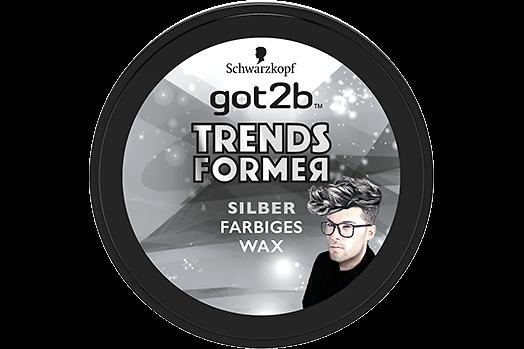 got2b Trendsformer Silber Farbiges Wax