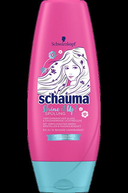 Schauma Shine it Up! Spülung