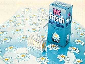 WC Frisch im Jahre 1975