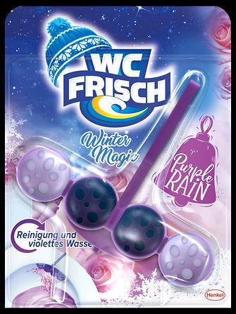 """WC Frisch Winter Magic Edition in der Variante """"Purple Rain"""""""
