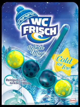 "WC Frisch Winter Magic Edition in der Variante ""Cold as Ice"""