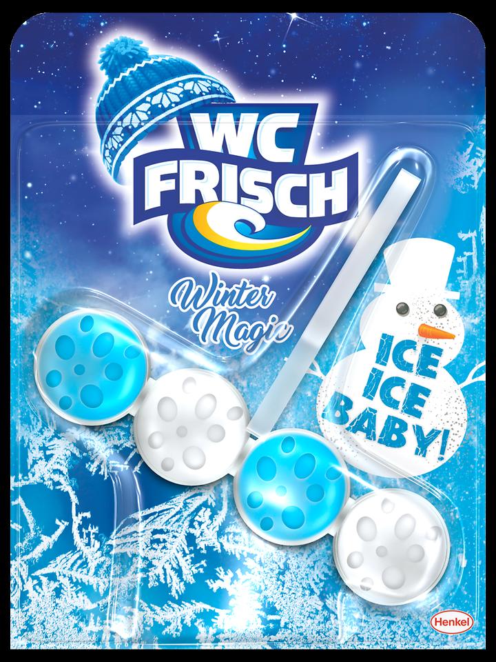 """WC Frisch Winter Magic Edition in der Variante """"Ice Ice Baby"""""""