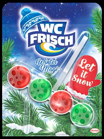 """WC Frisch Winter Magic Edition in der Variante """"Let it snow"""""""