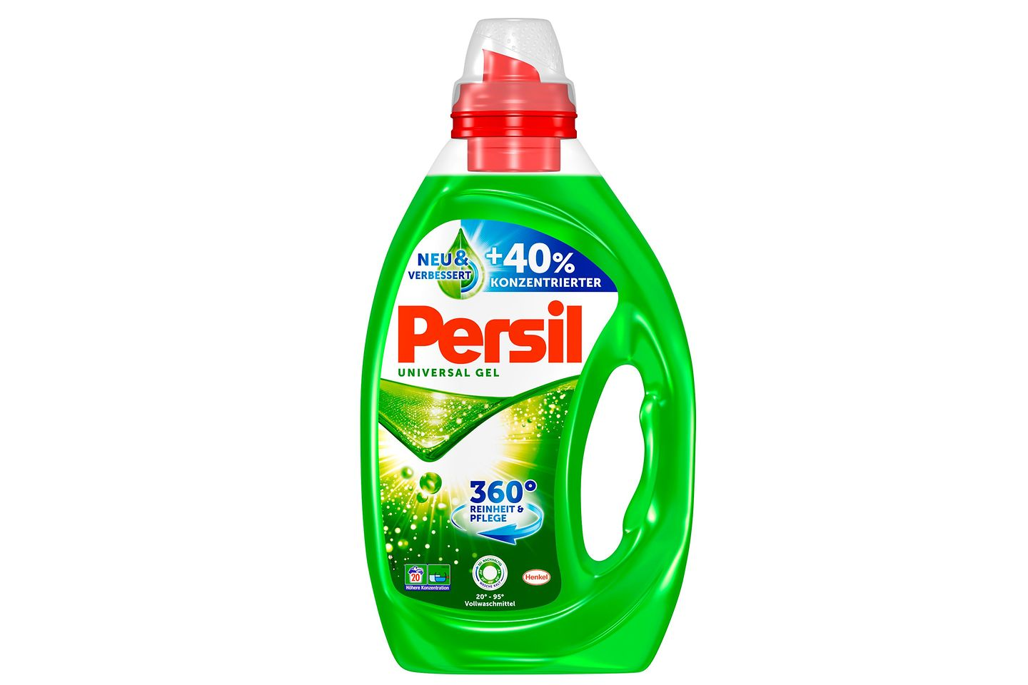 Henkel household chemicals: products, quality, features 79