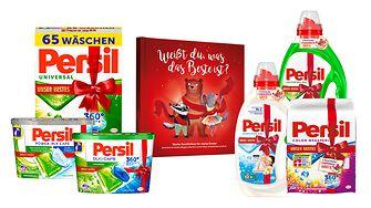 """Das """"Unser Bestes""""-Sortiment:  Als besondere Zugabe gibt es in diesem Jahr das Kinderbuch """"Weißt du, was das Beste ist?"""""""