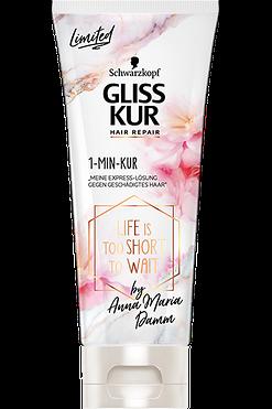 Gliss Kur Hair Repair 1-Min-Kur by Anna Maria Damm