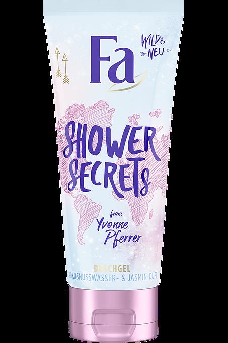Fa Shower Secrets Duschgel from Yvonne Pferrer