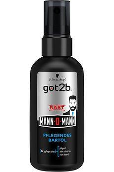 got2b Mann-o-Mann Pflegendes Bartöl