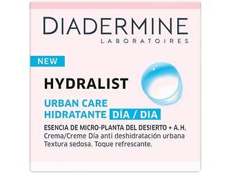 Embalagem Diadermine Hydralist