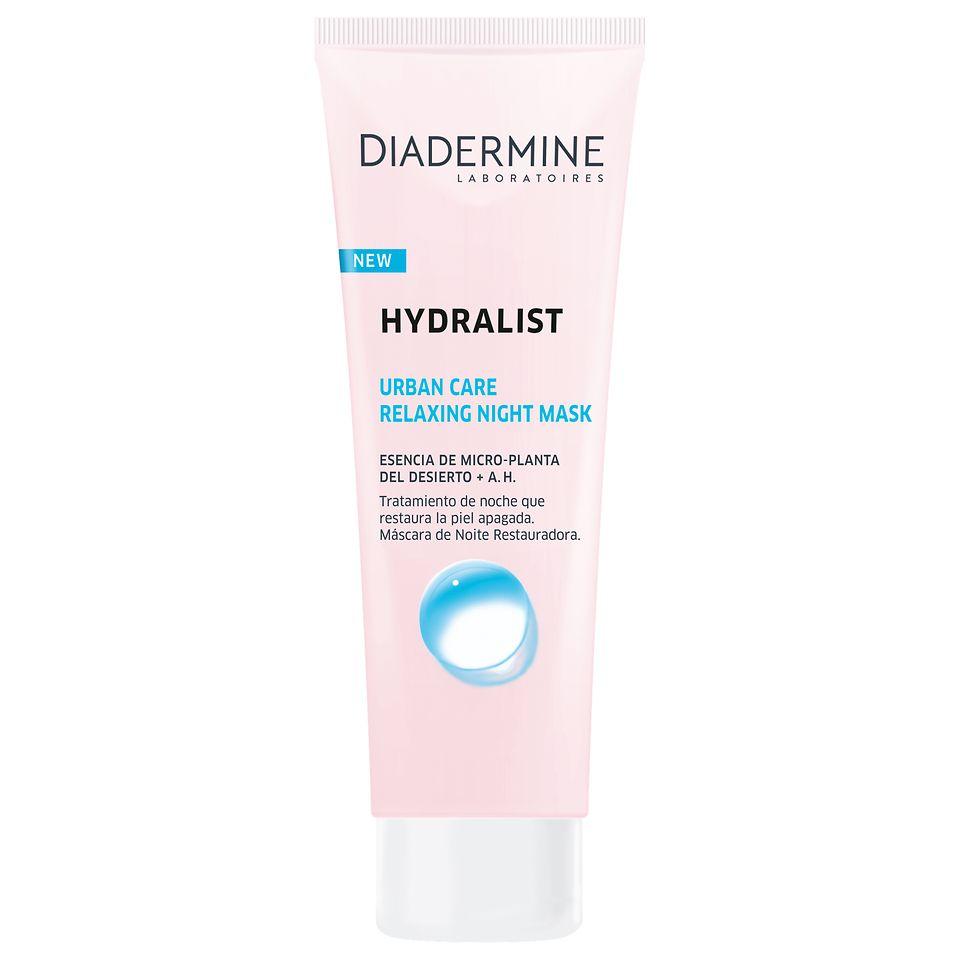 Máscara de Noite Diadermine Hydralist