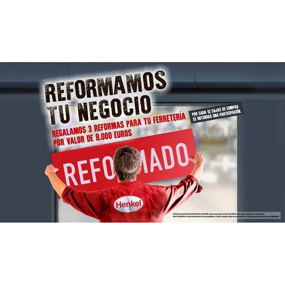 Concurso 'Reforma tu ferretería