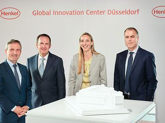 The new innovation center 3D-printed with Henkel materials