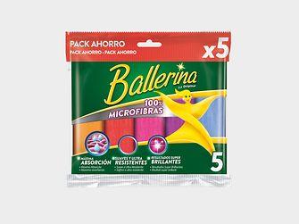 Ballerina Microfibras