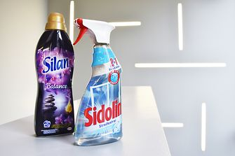 In the pilot projects, Social Plastic was integrated into different bottle types for laundry and home care products available in selected countries in Western Europe.