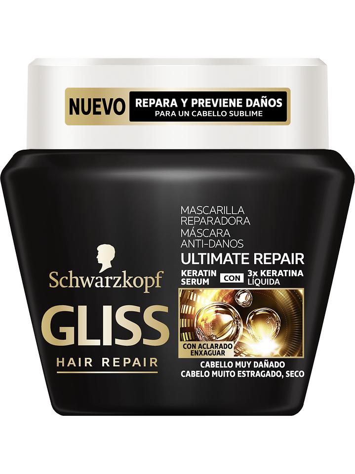 Mascarilla intensiva Gliss Ultimate Repair