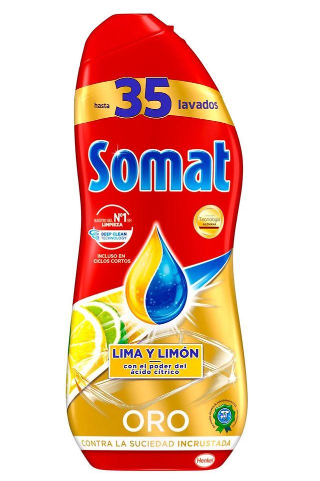Somat Oro Gel Limón