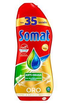 Somat Oro Gel Antigrasa